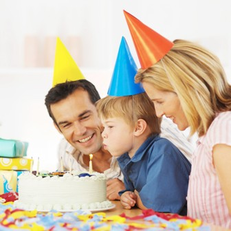Toddler Birthday Party Is A Special Time For You To