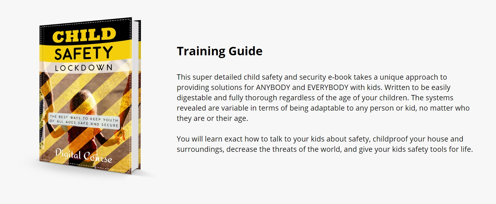 Child safety facts learn how to keep your child safe for Home safety facts
