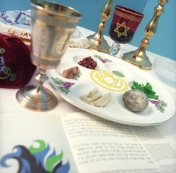 Free Passover Coloring Pages